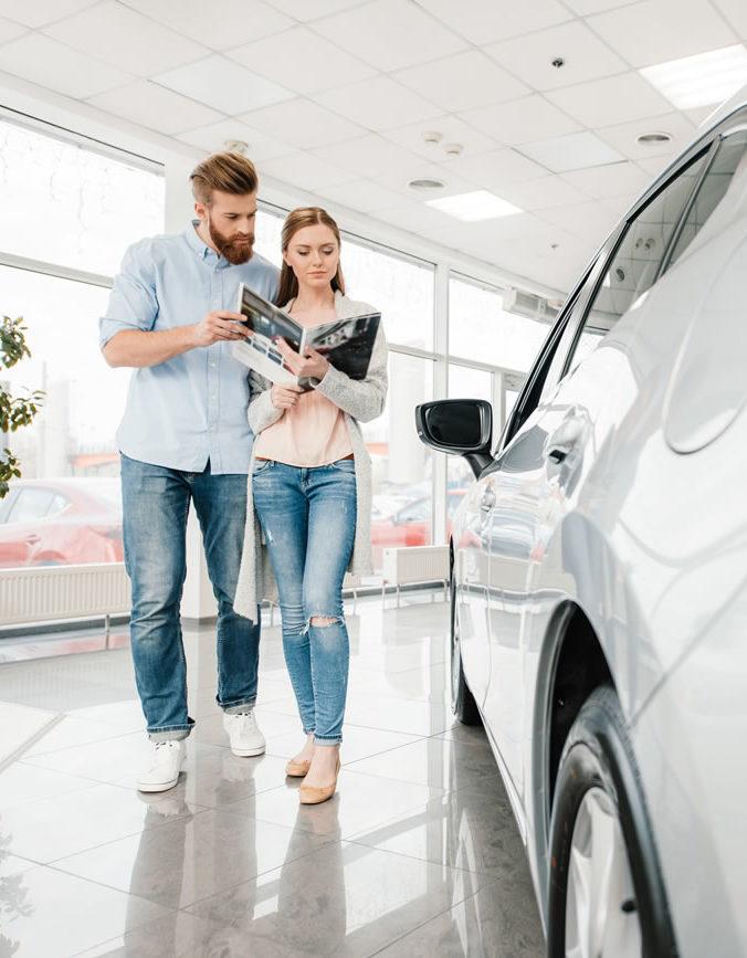 warunki leasingu samochodu